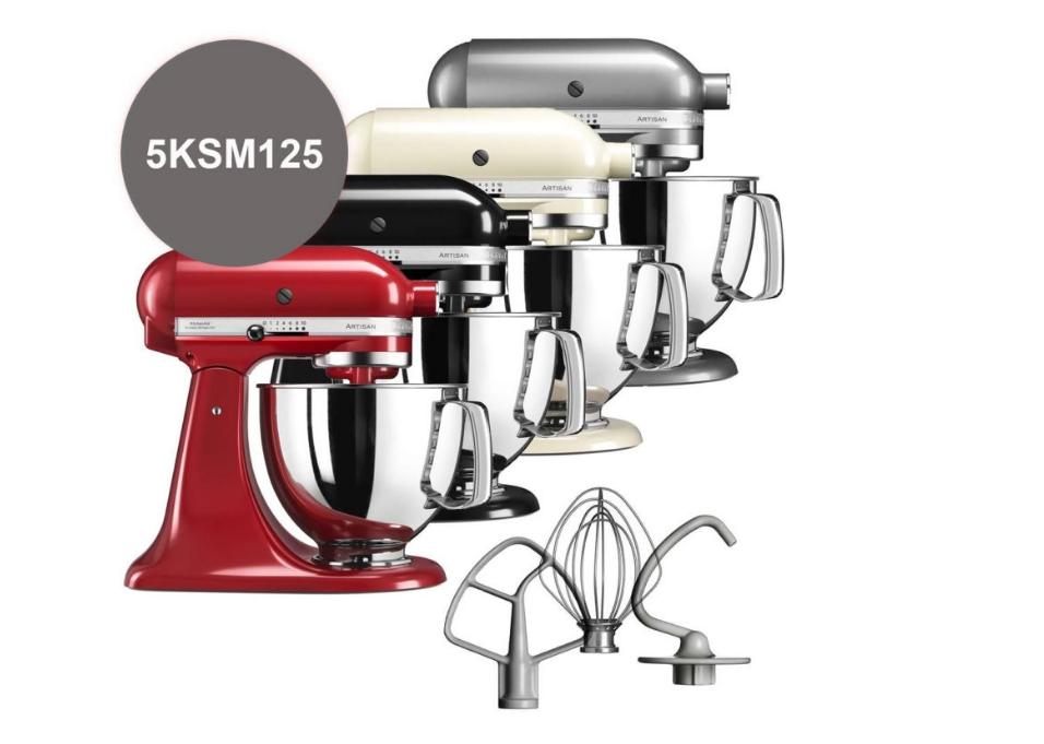 kuchyňský robot KitchenAid Artisan 5KSM125