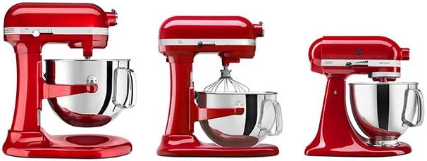 jak vybrat kuchyňský robot kitchenaid