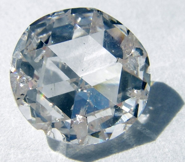 diamantový dárek k Valentýnu