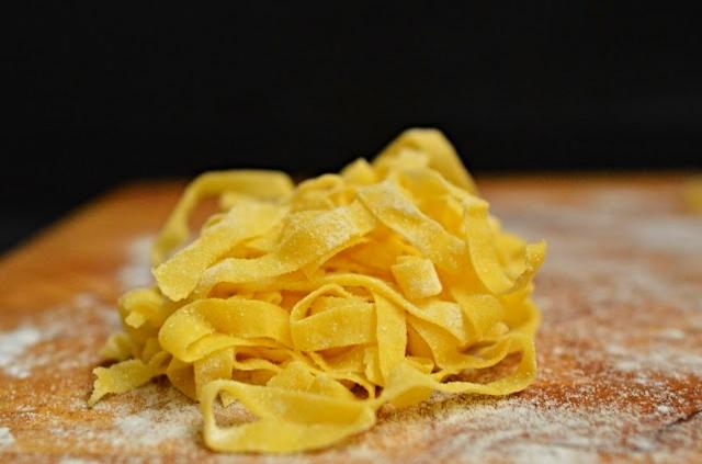 domácí bezlepkové těstoviny recept