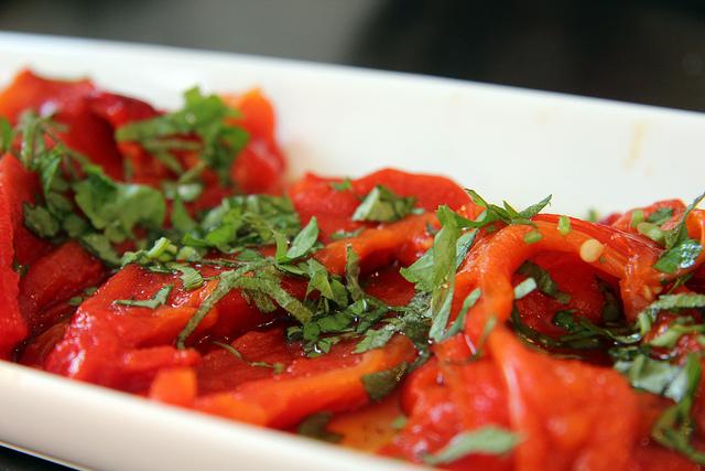 grilovaná paprika