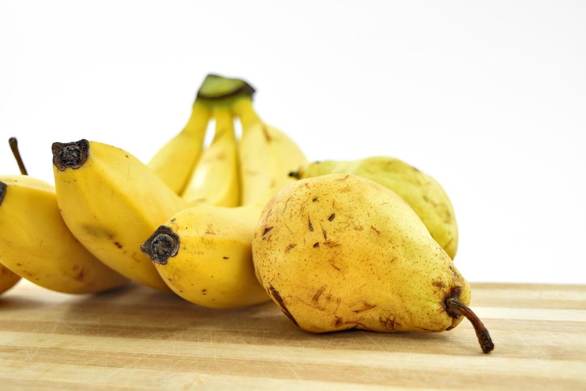 smoothie s hruškou a banánem