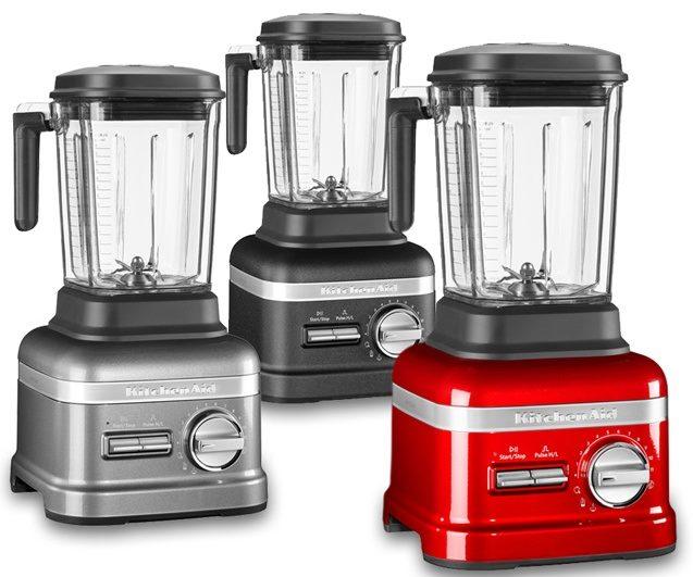 srovnání stolních mixérů kitchenaid