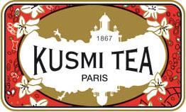 čaje Kusmi Tea