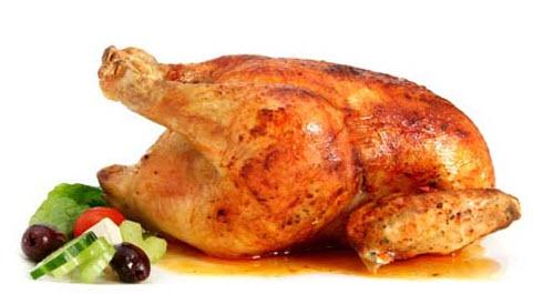 recept na grilované kuře
