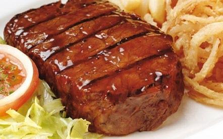 Pikantní grilované maso