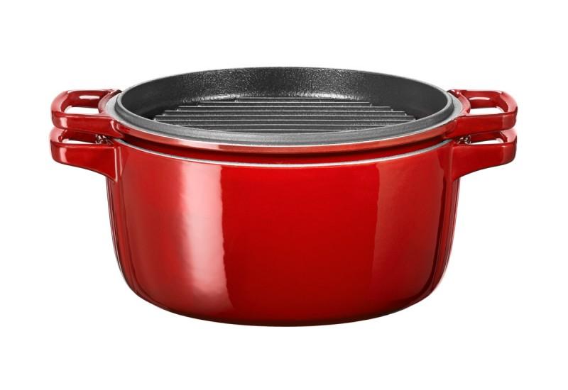 litinové nádobí KitchenAid