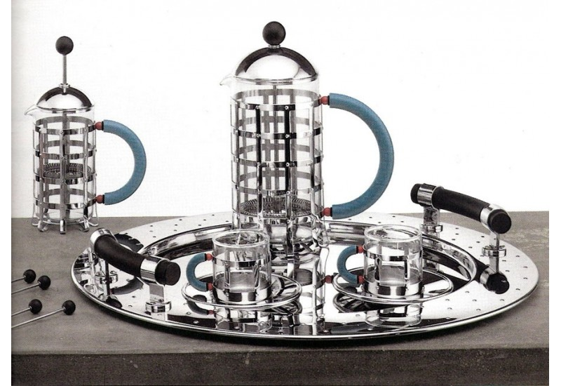 French Press MGPF, Alessi