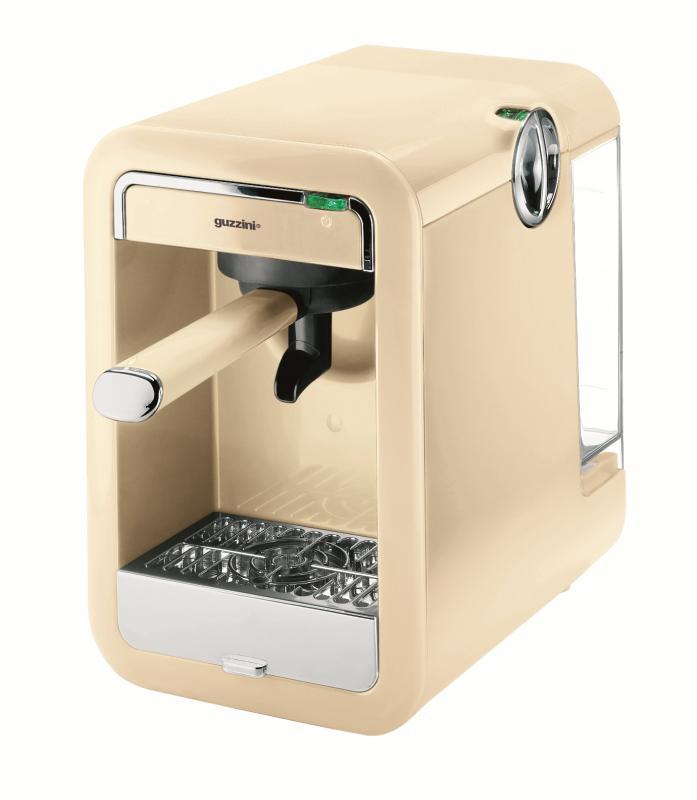 Kávovar Single krémový, Guzzini