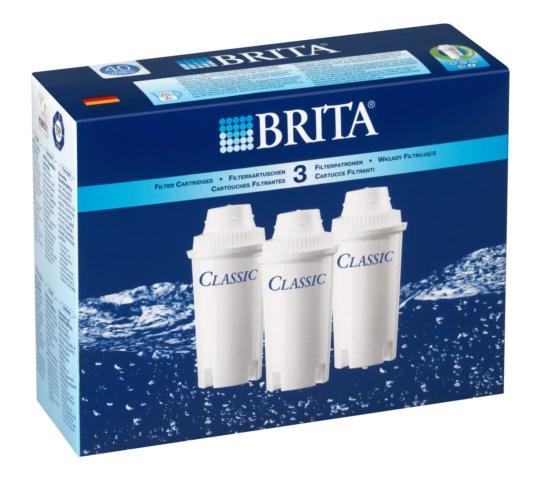 BRITA Classic filtry 3 ks