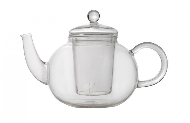 Skleněná konvice na čaj BergHOFF - STUDIO 0,6 l