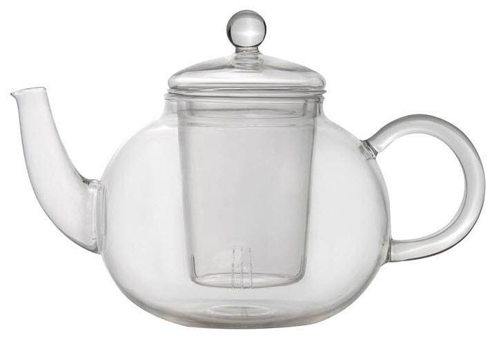 Skleněná konvice na čaj BergHOFF - STUDIO 1,0 l