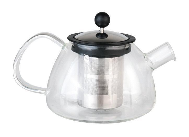 Skleněná konvice na čaj BergHOFF - STUDIO 0,8 l