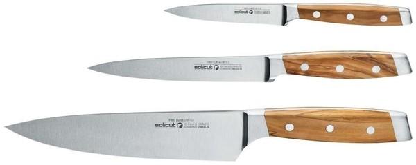 Felix Solingen Sada kuchyňských nožů Solicut 3ks