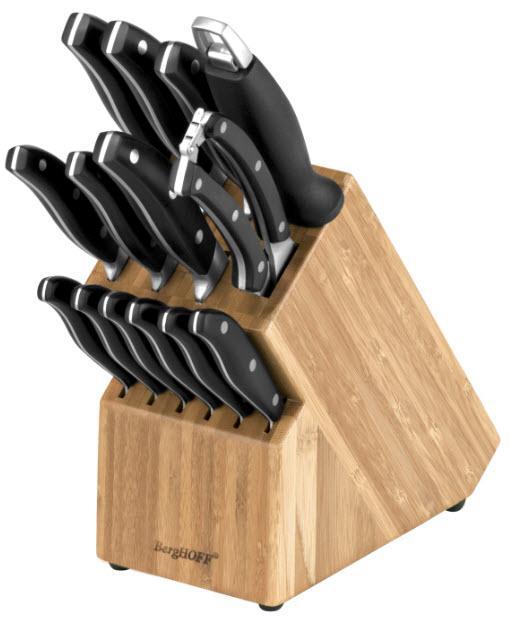 Sada nožů BergHOFF FORGED 15 ks