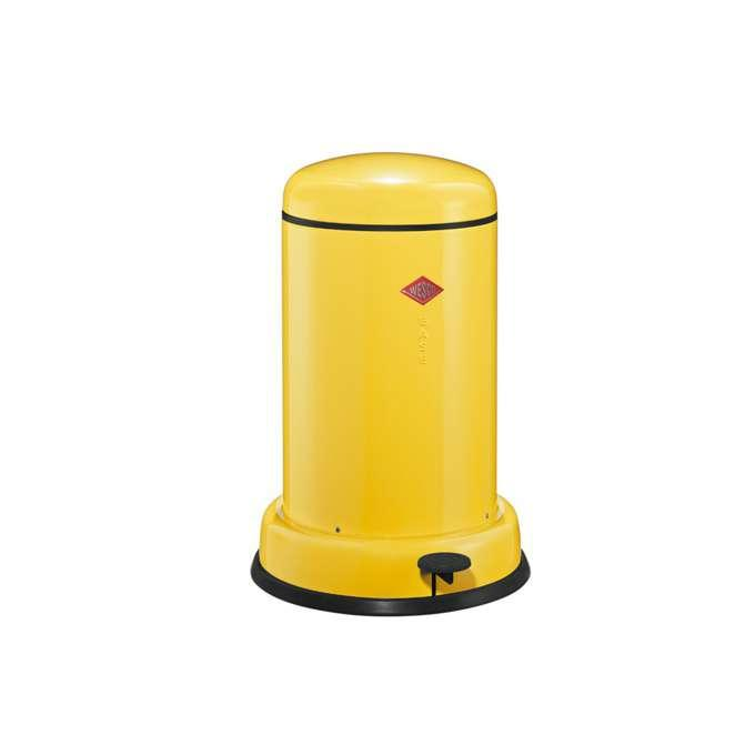 Odpadkový koš Baseboy 15 l, žlutý