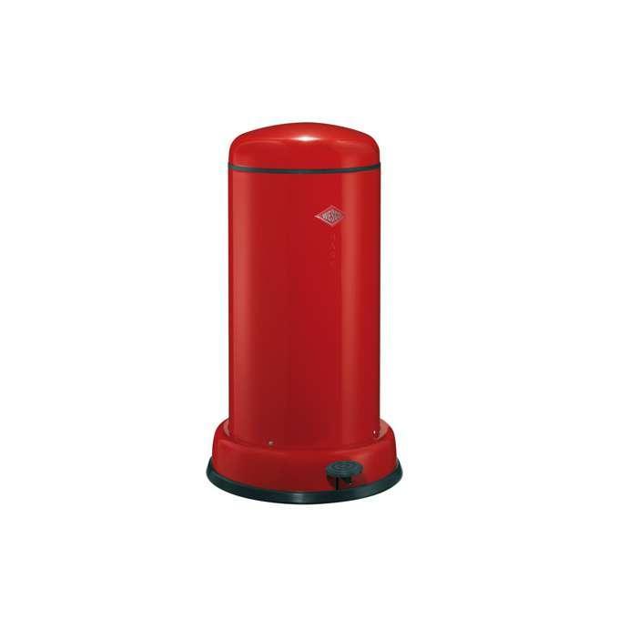 Odpadkový koš Baseboy 20 l, červený