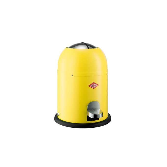 Odpadkový koš Single Master 9 l, žlutý