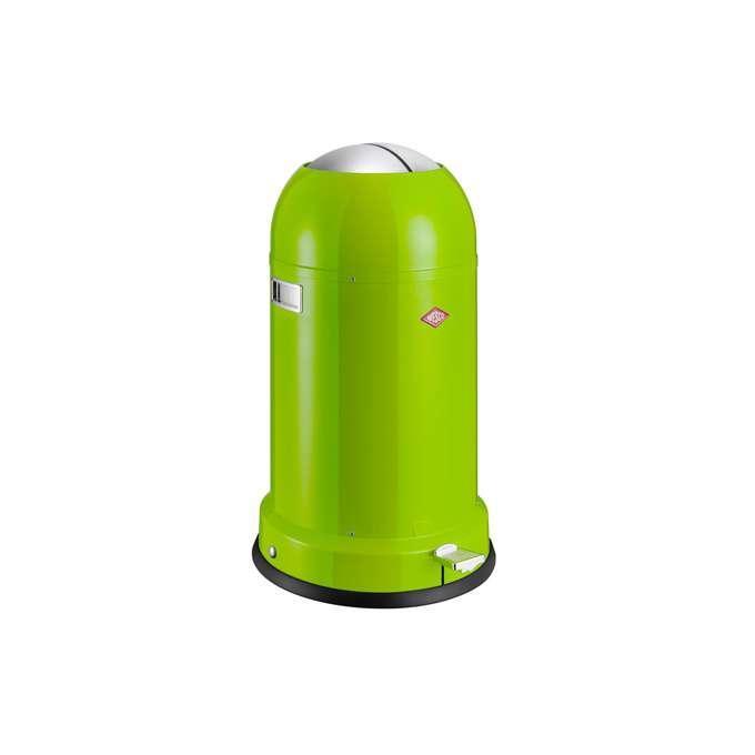 Odpadkový koš Kickmaster classic soft 33 l, zelený