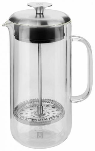 Čajové konvice Zwilling Sorrento Plus French press 750 ml