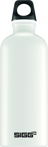 LAHVE A TERMOSKY Lahev SIGG Traveller White Touch 0,6 l