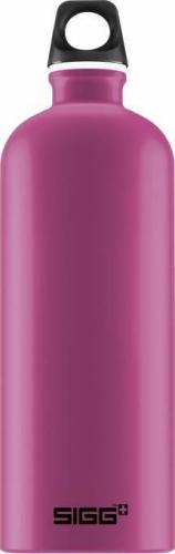 LAHVE A TERMOSKY Lahev SIGG Traveller Berry Touch 0,6 l