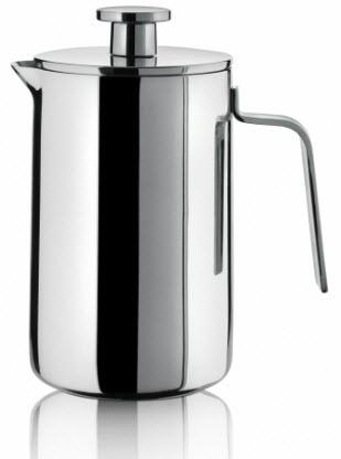 KONVICE NA ČAJ A KÁVU French Press Adagio, Alessi
