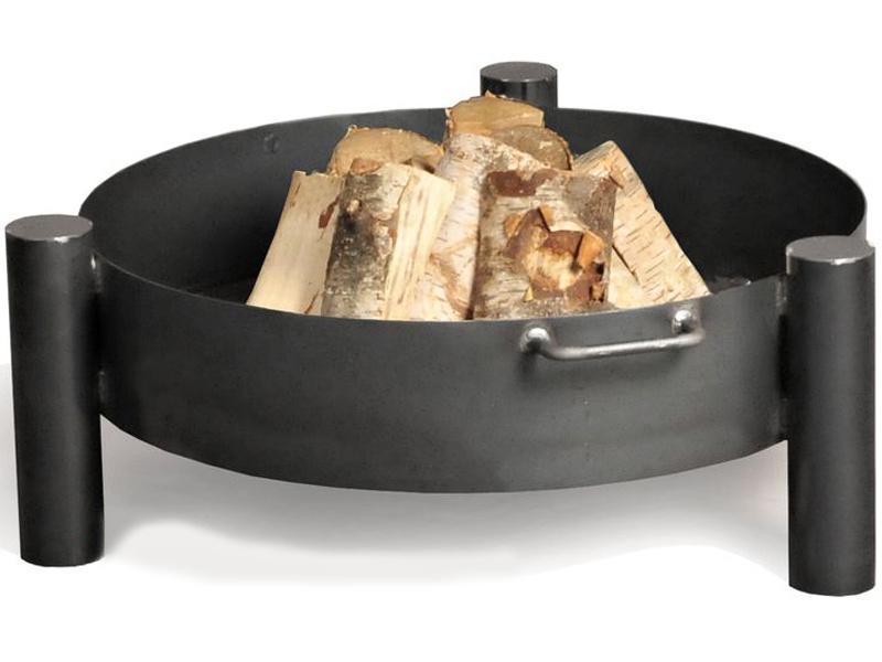Cook King Haiti přenosné ohniště 111237, 70 cm Heureka.cz | Dům a zahrada | Zahrada | Grily