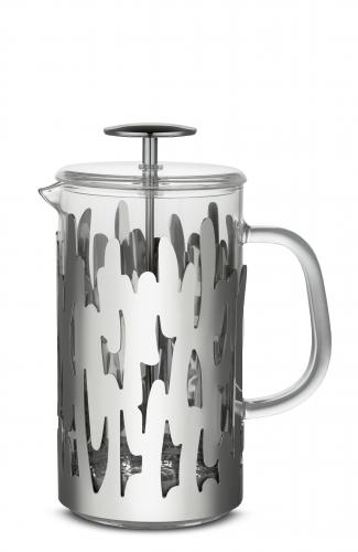 KONVICE NA ČAJ A KÁVU French press Barkoffee, Alessi