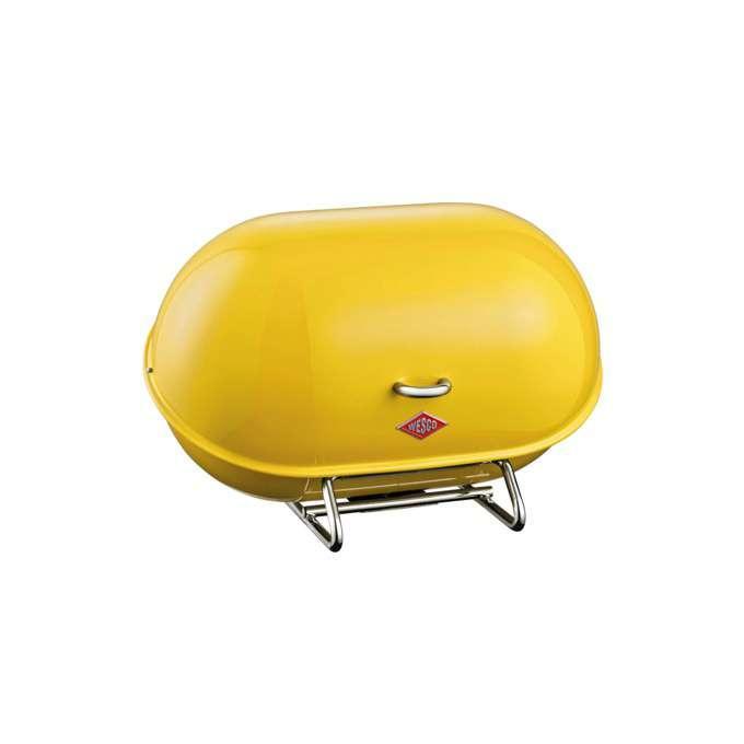 Wesco chlebník Single Breadboy, žlutý