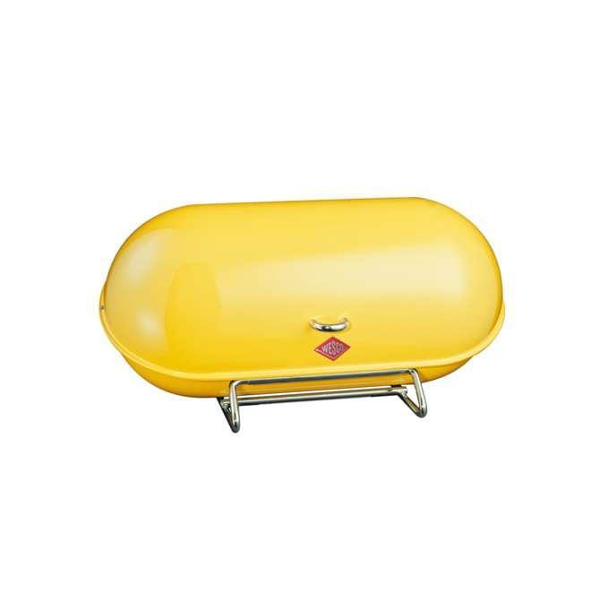 Wesco chlebník Breadboy, žlutý