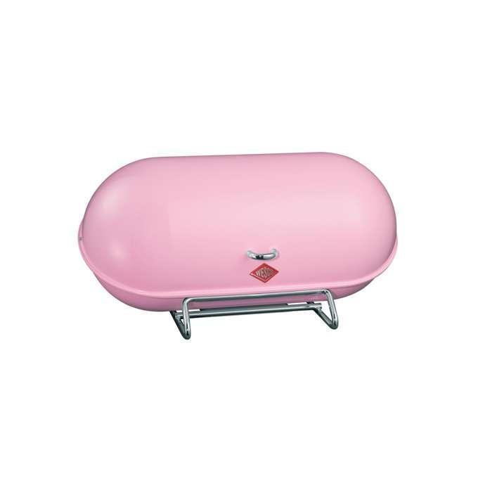 Wesco chlebník Breadboy, růžový
