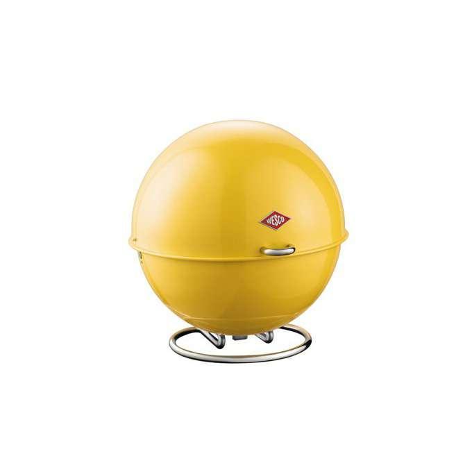 Wesco dóza Superball, žlutá
