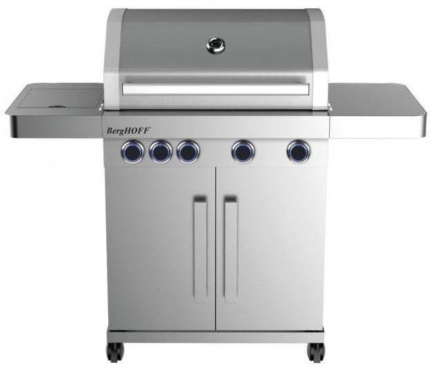 BergHOFF - plynový gril BBQ Midio