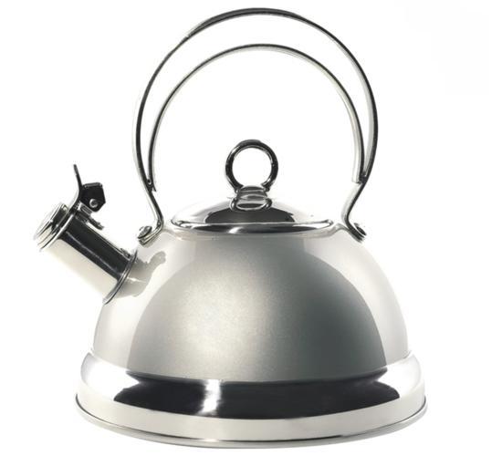 Wesco konvice na vaření vody, nová stříbrná