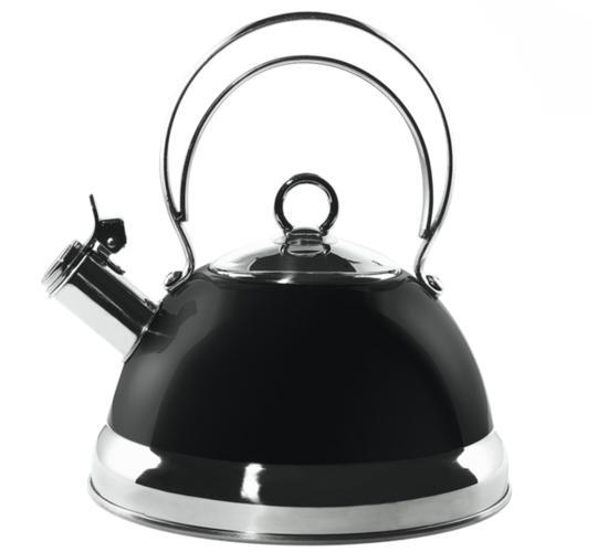 Wesco konvice na vaření vody, černá