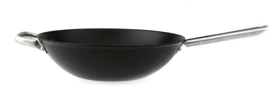 jak vybrat pánev wok