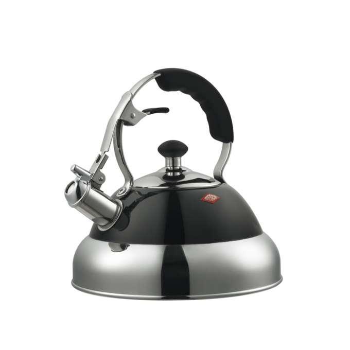 Wesco konvice na vaření vody classic line, černá