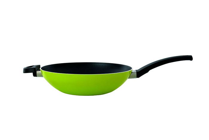 BergHOFF WOK 3700088 Eclipse 28cm, zelená