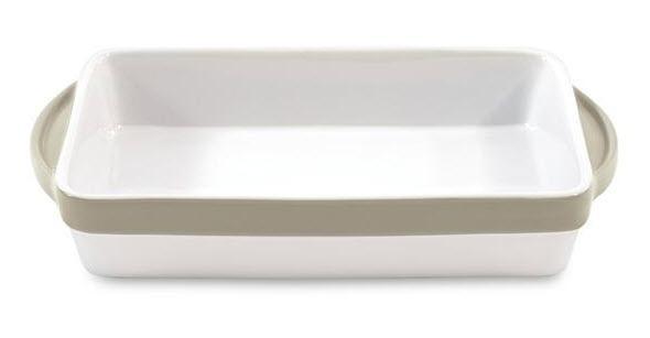 Porcelánová zapékací mísa BergHoff ECLIPSE - obdélná