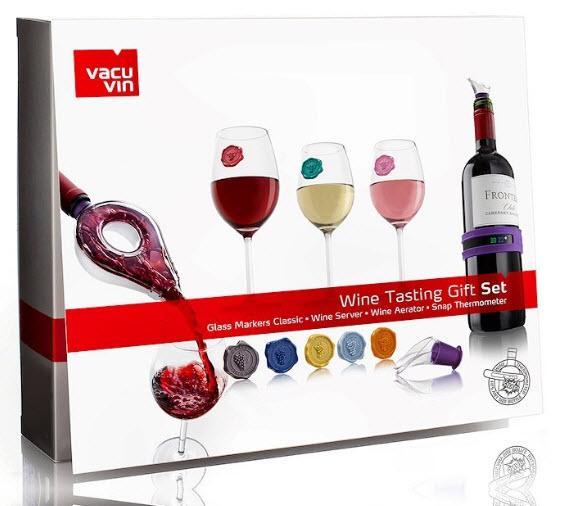 VacuVin dárkový set na víno