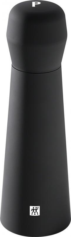 Zwilling Spices mlýnek na pepř 6x6x19 cm černý