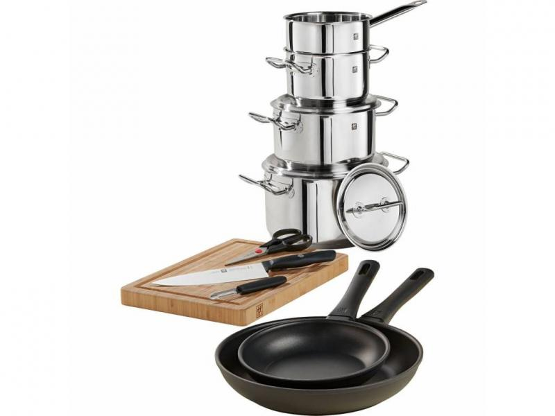 sada nádobí Zwilling starter set do kuchyně 10 ks