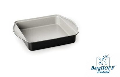 Čtvercový plech na pečení koláčů - malý BergHOFF