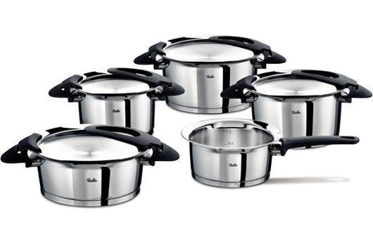 Sada nádobí nerezová - 5 dílná - Intensa® Fissler