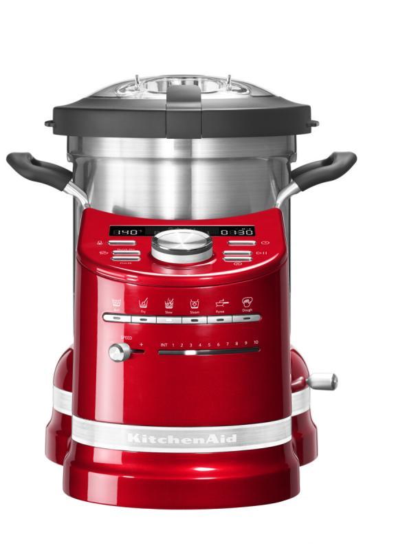 KitchenAid varný robot Artisan - 5KCF0104EER - královská červená
