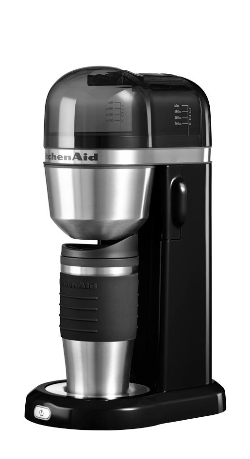 KitchenAid osobní kávovar P2 5KCM0402 černá