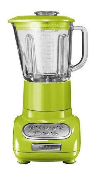 KitchenAid Artisan stolní mixér 5KSB5553EGA zelené jablko
