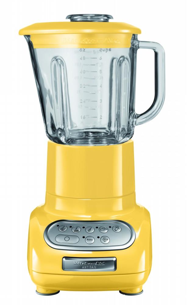 KitchenAid Artisan stolní mixér 5KSB5553EMY žlutá