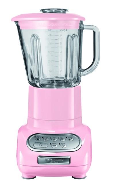 KitchenAid Artisan stolní mixér 5KSB5553EPK růžová